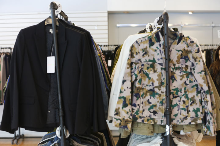 Pics from Inside the Zadig & Voltaire LA Sample Sale