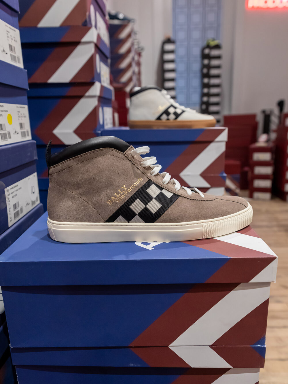 Bally Sample Sale in Images