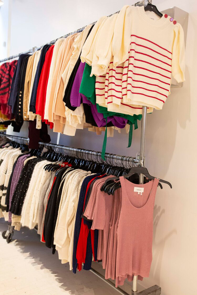 ba&sh Sample Sale in Images