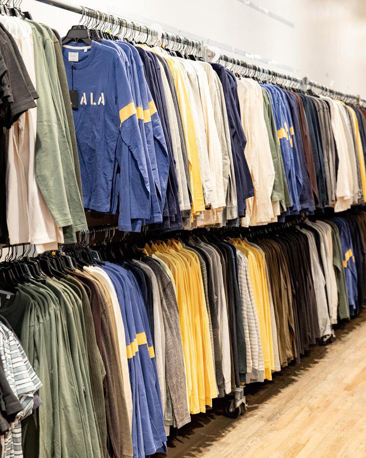 Billy Reid Sample Sale in Images