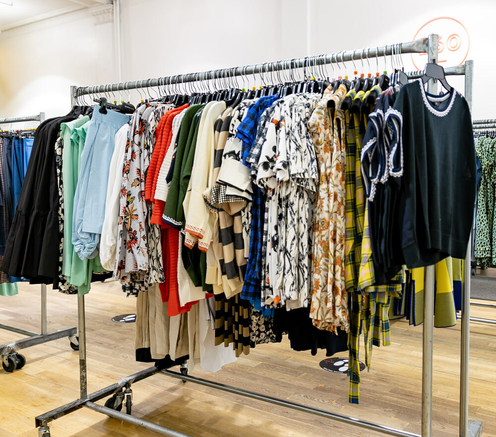 Derek Lam Sample Sale in Images