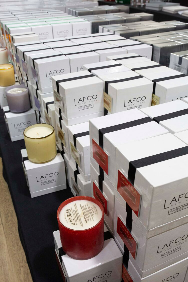 LAFCO Sample Sale in Images