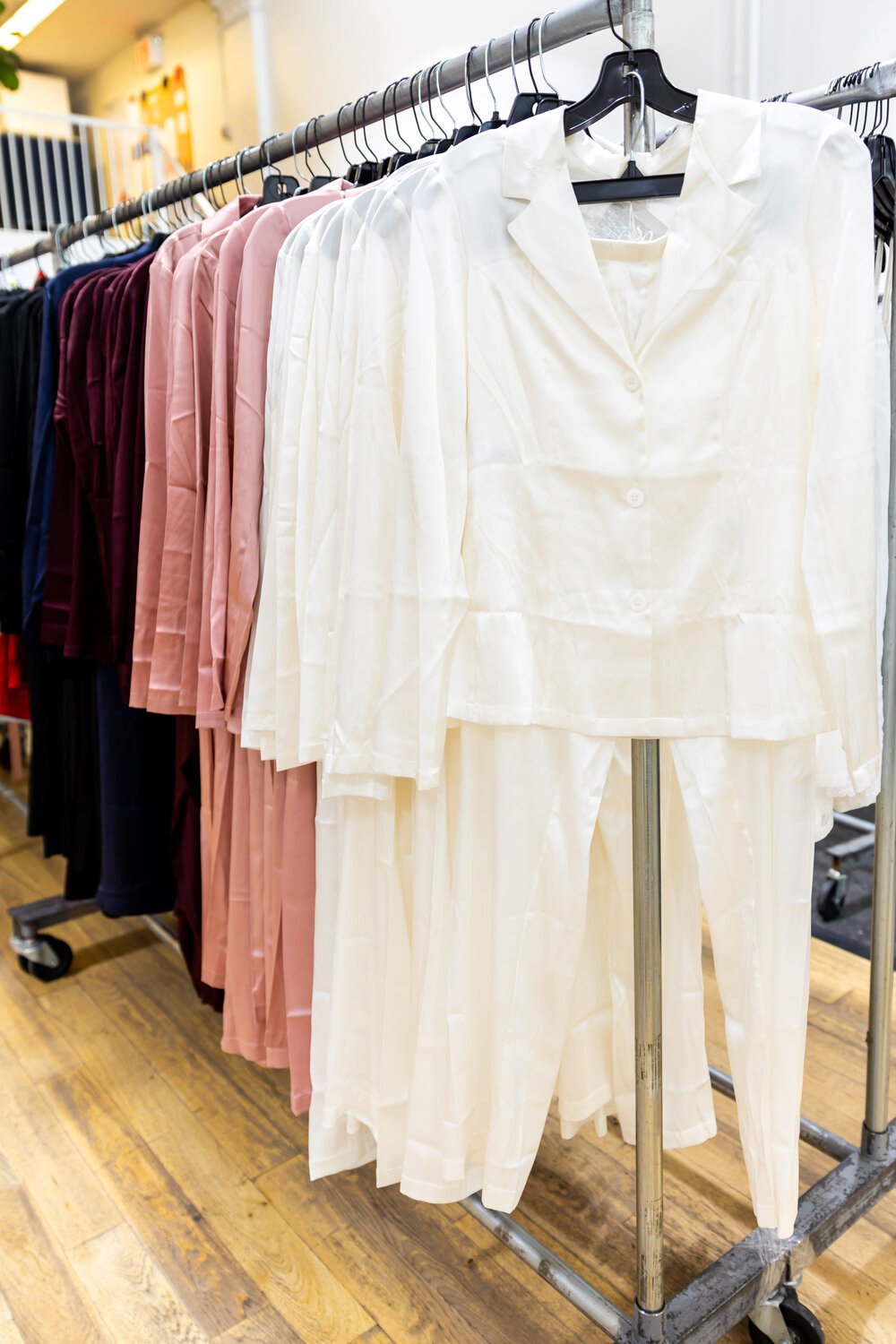 La Perla Sample Sale in Images