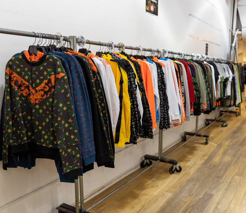 MCM Sample Sale in Images