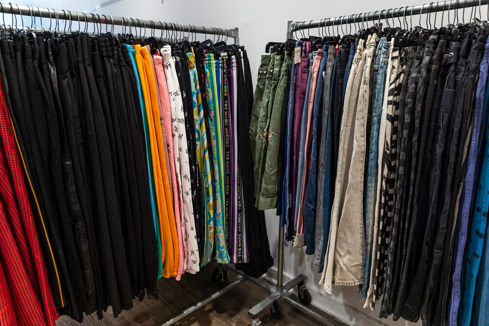 Marc Jacobs Sample Sale in Images