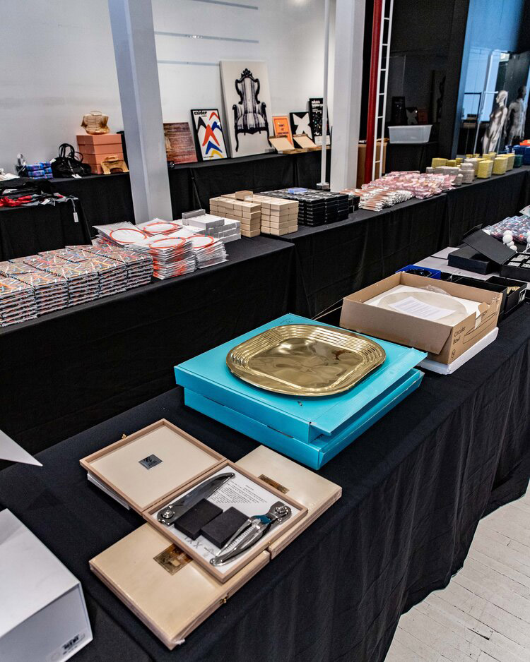 MoMA Design Store Sample Sale in Images