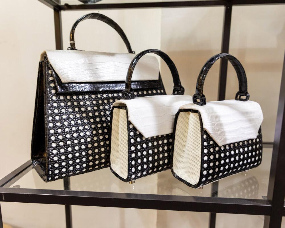 Nancy Gonzalez Sample Sale in Images