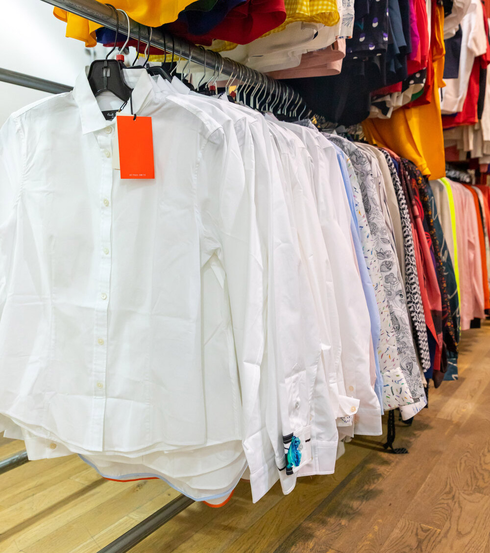 Paul Smith Sample Sale in Images