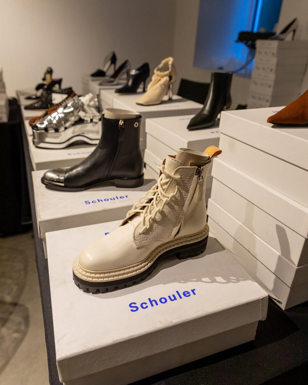 Proenza Schouler Sample Sale in Images