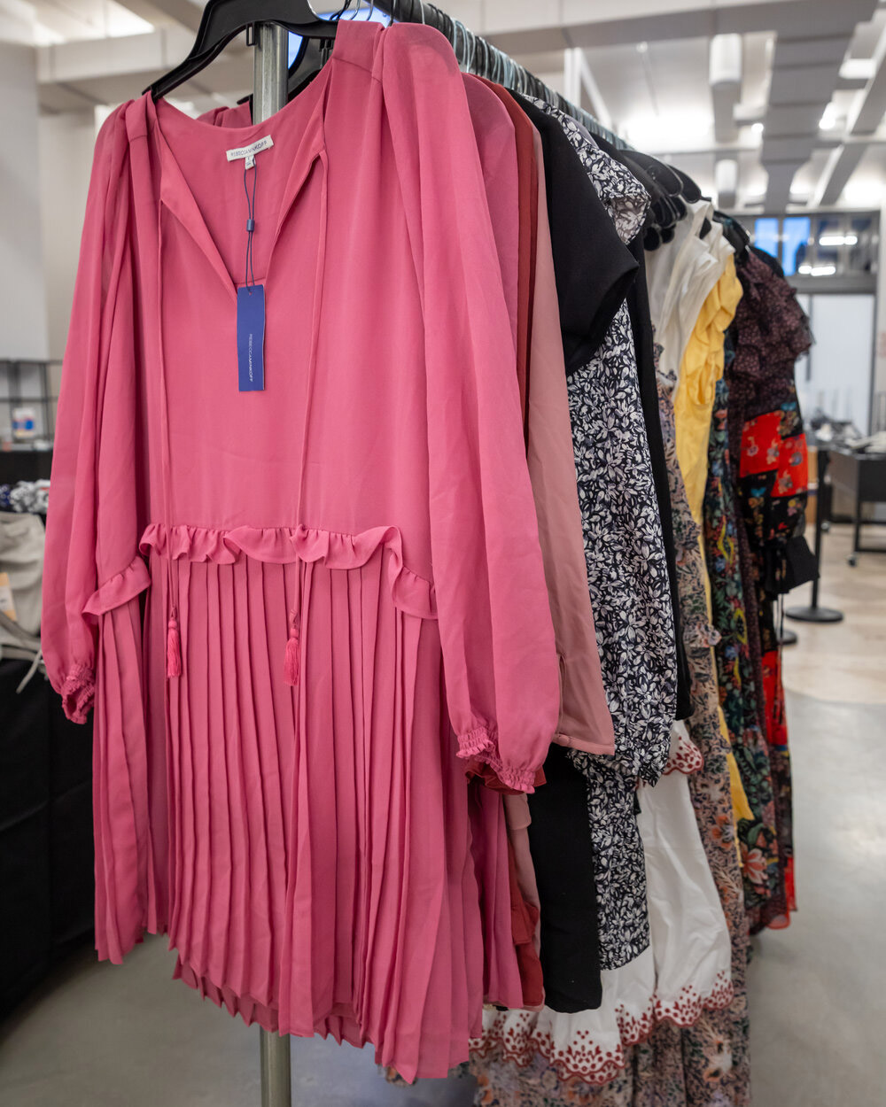 Rebecca Minkoff Sample Sale in Images