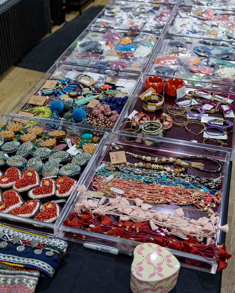Roller Rabbit Sample Sale in Images