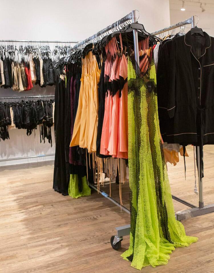 Scanlan Theodore + Kiki de Montparnasse Sample Sale in Images