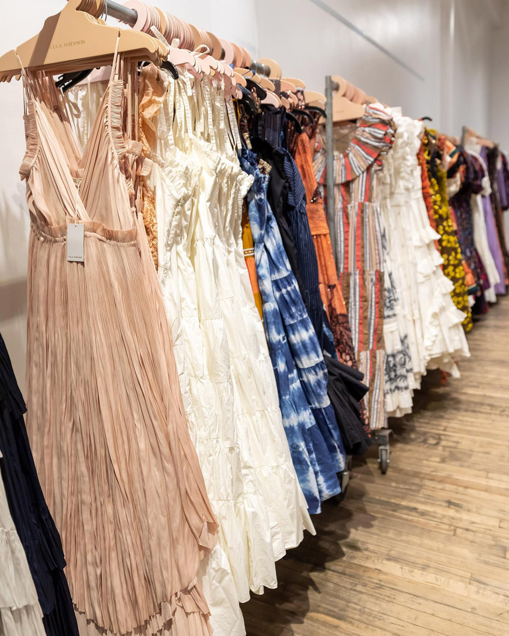 Ulla Johnson Sample Sale in Images