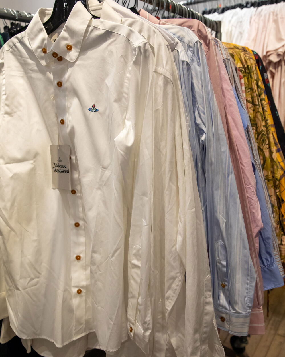 Vivienne Westwood Sample Sale in Images