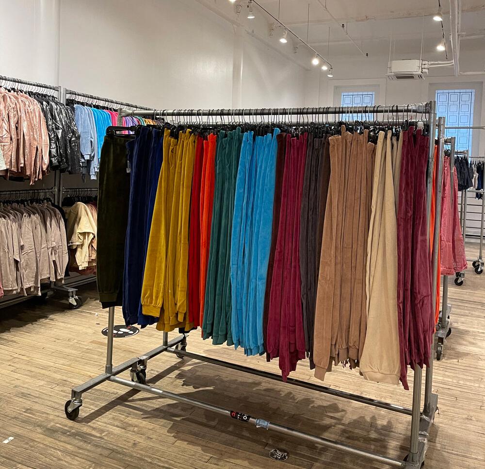 Caroline Constas & Suzie Kondi Sample Sale in Images