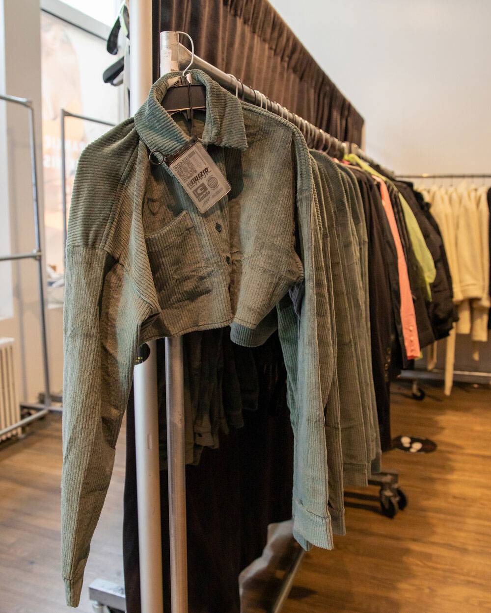 Danielle Guizio Sample Sale in Images