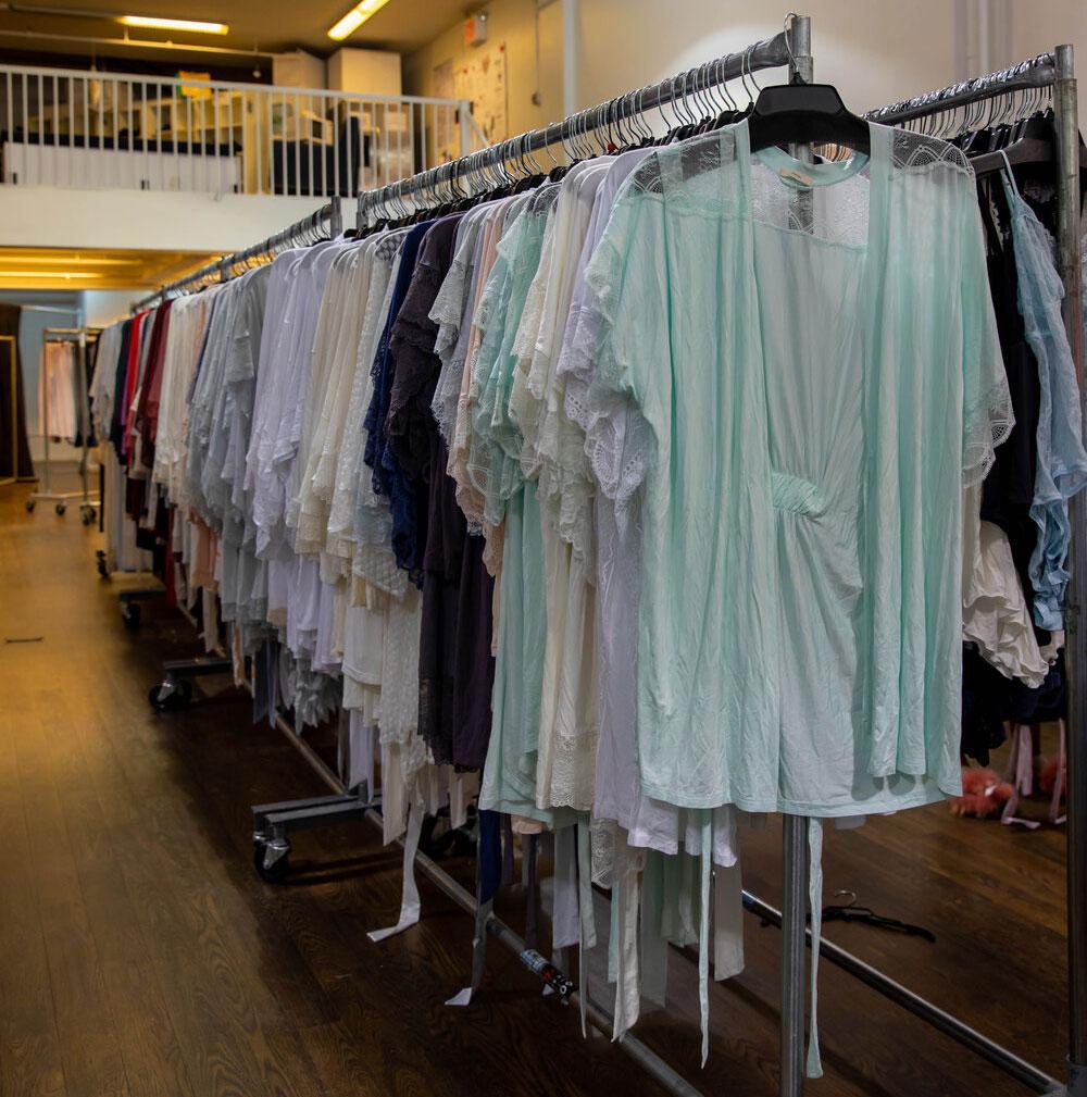 Eberjey Sample Sale in Images