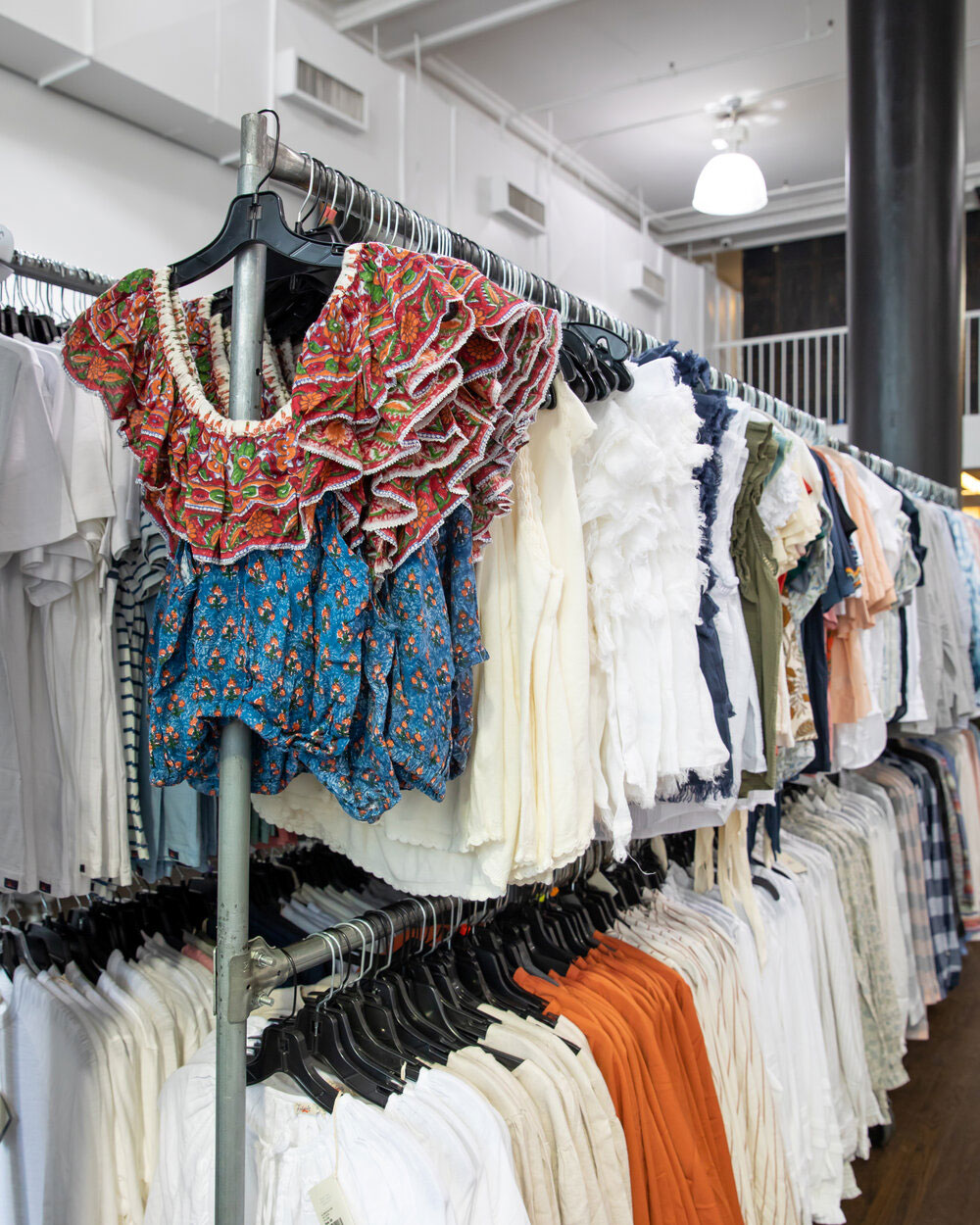 Faherty Sample Sale in Images