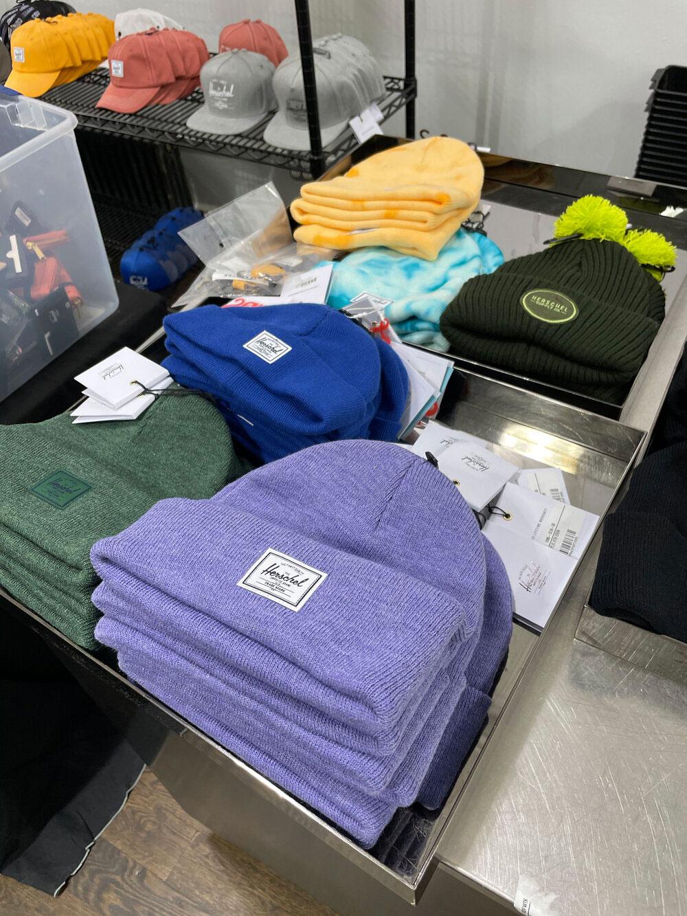 Herschel Sample Sale In Images