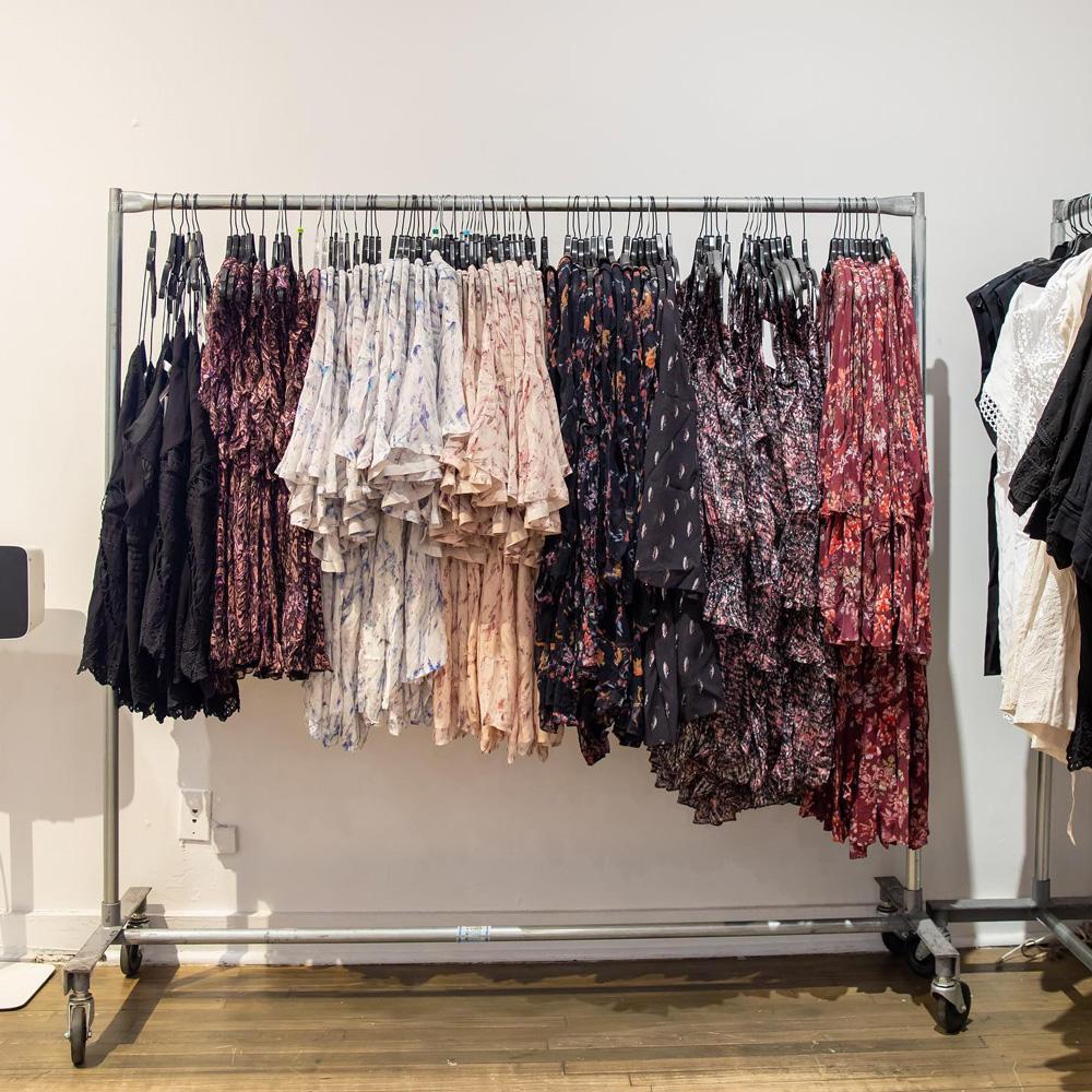 IRO Sample Sale in Images