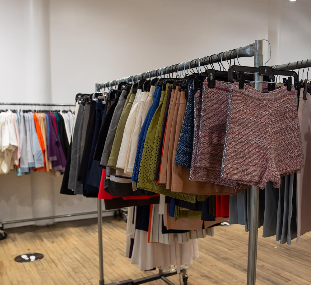Maison Ullens Sample Sale in Images