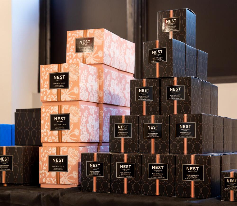 Nest Fragrances Sample Sale in Images
