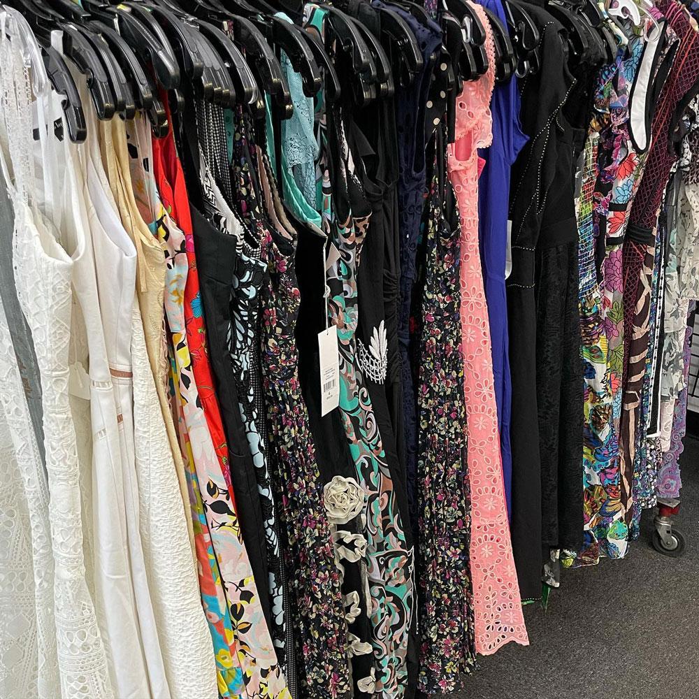 Nanette Lepore Sample Sale In Images
