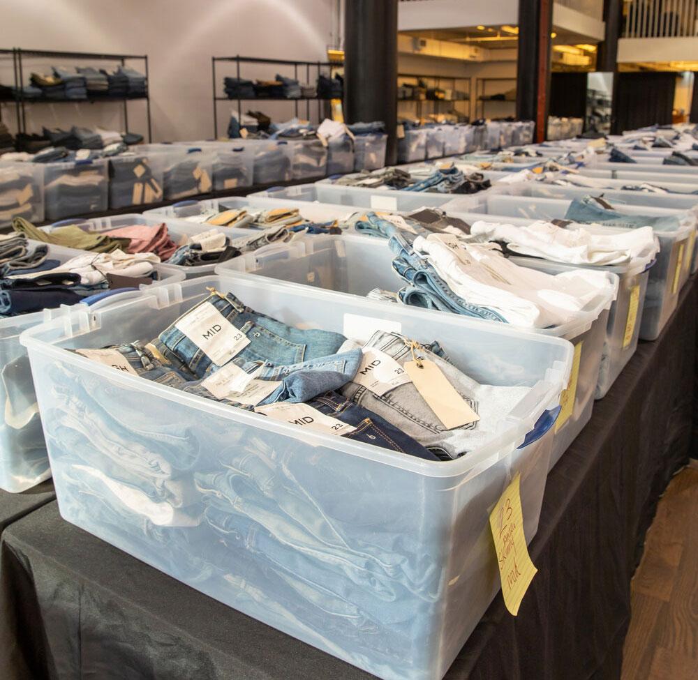 Rag & Bone Sample Sale in Images
