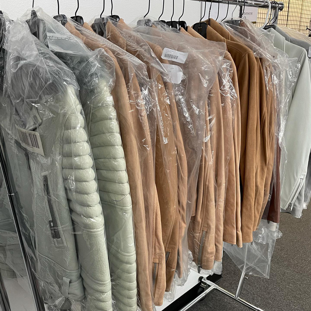 The Arrivals Sample Sale In Images