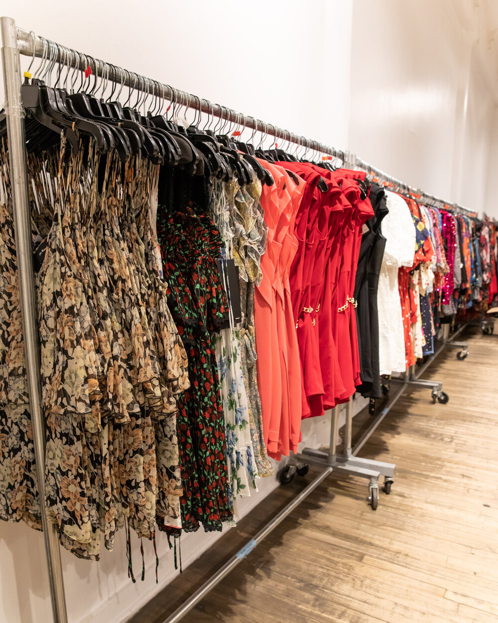 The Kooples Sample Sale in Images