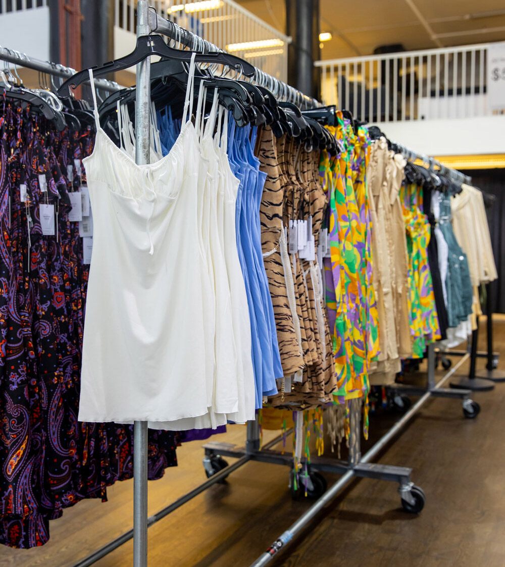 WeWoreWhat Sample Sale in Images