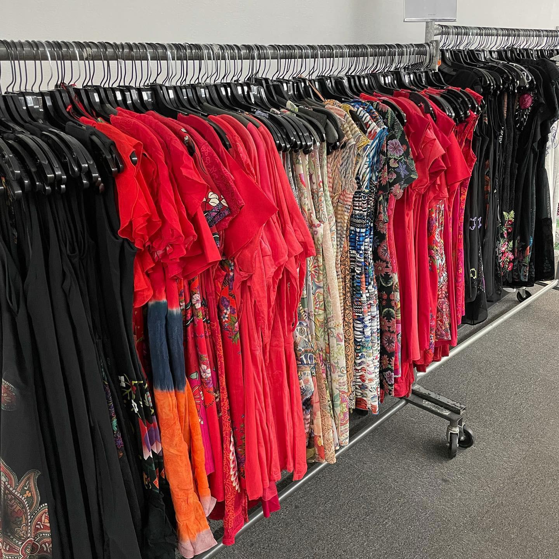 Desigual, Nanette Lepore, & More Sample Sale In Images