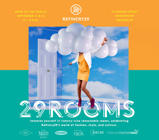 29ROOMS by Refinery29