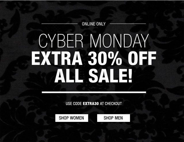 7 For All Mankind Cyber Monday Sale