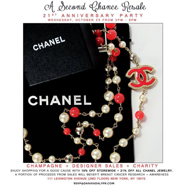 A Second Chance Resale 21st Anniversary