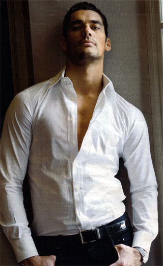 A White Dress Shirt