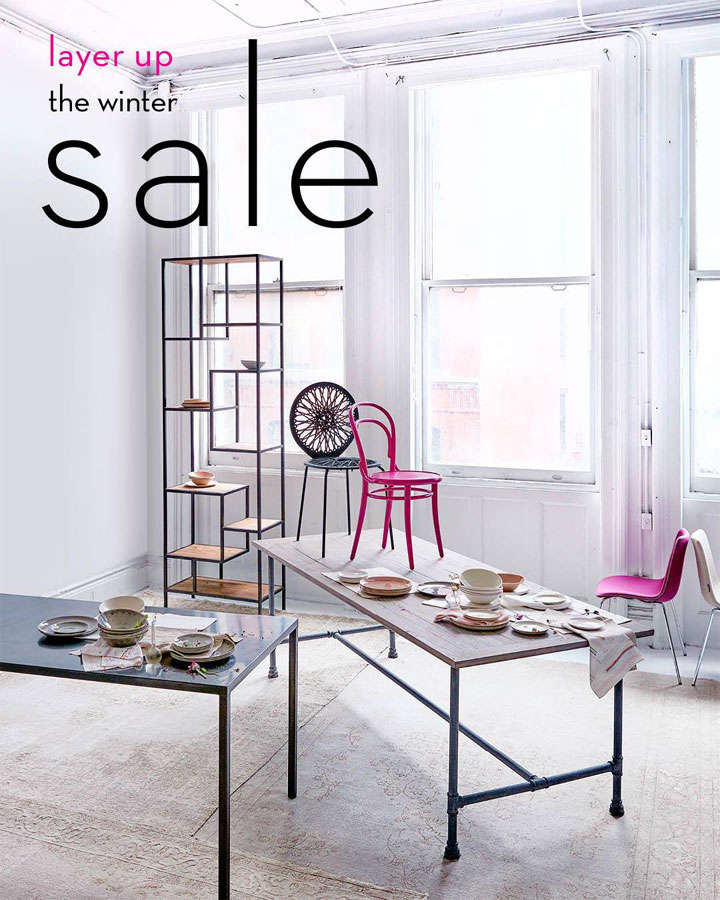 Abc carpet home new york online winter retail sale for Abc carpet outlet sale