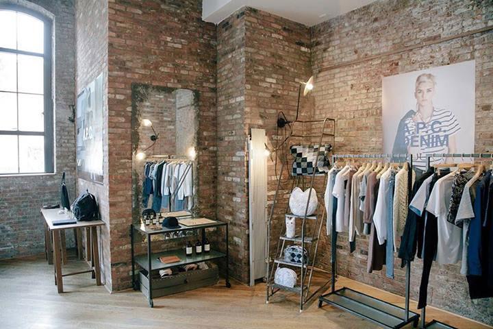 A.P.C. Pop-up Shop