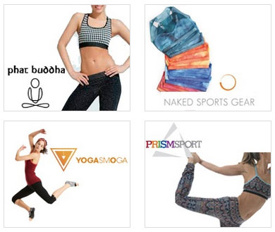 Activewear Sample Sale