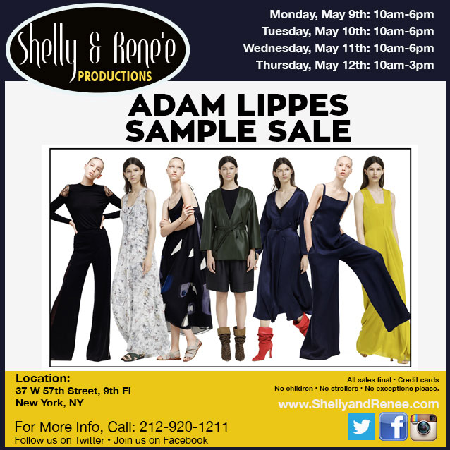 Adam Lippes Sample Sale