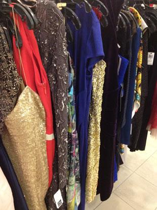 Monique Lhuillier Dazzling Sequenced Dress ($358)