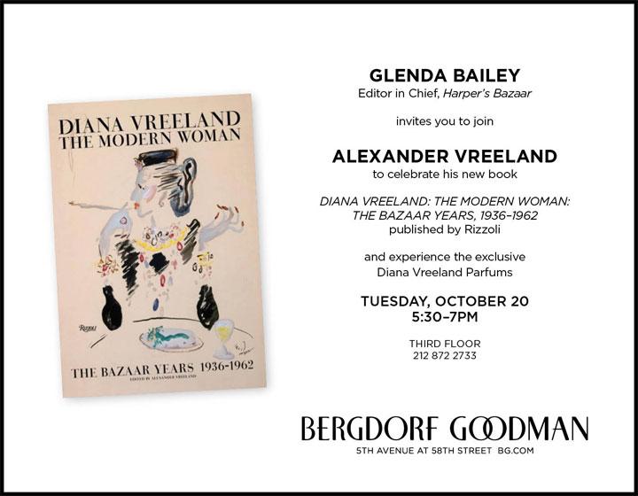 Alexander Vreeland Book Launch