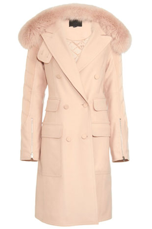 Hybrid Coat Fall 2011, marked down from $1,875 to $600