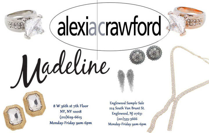 Alexia Crawford Sample Sale