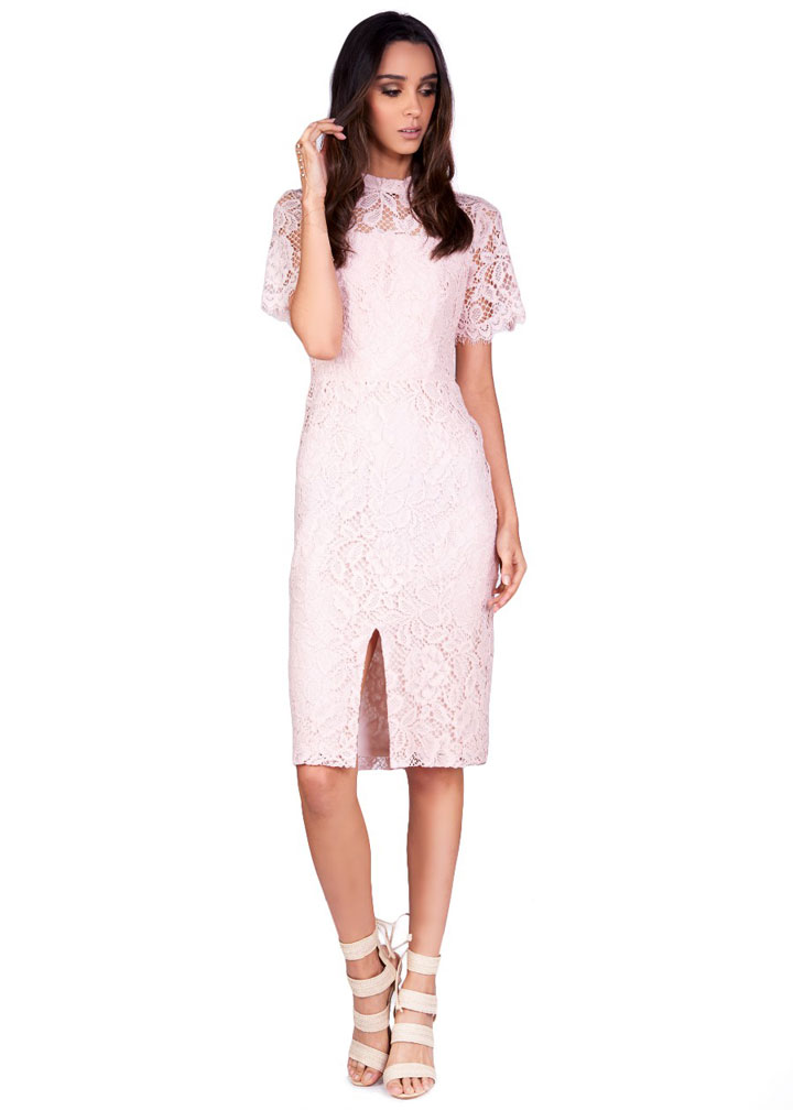Alexis Lace midi dress, original $498, sale price $398 (extra 20% off) final price $318