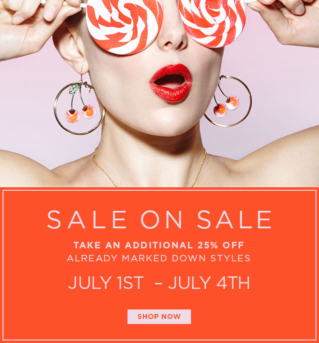 Alexis Bittar 4th of July Sale