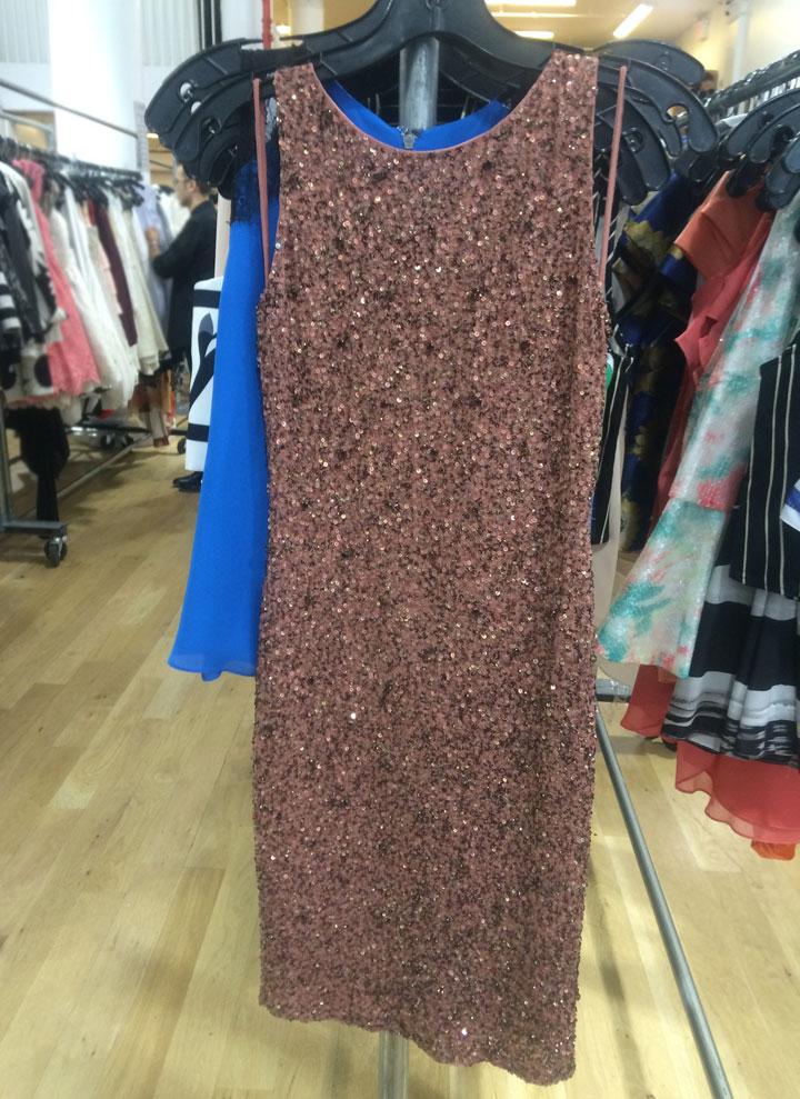 Embellished Dress for $269