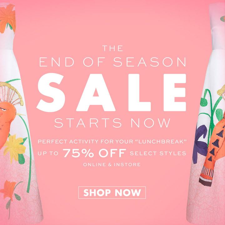Alice + Olivia End of Season Sale