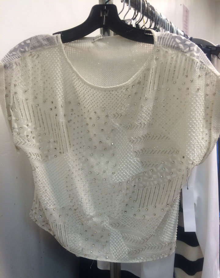 Sample top for $99