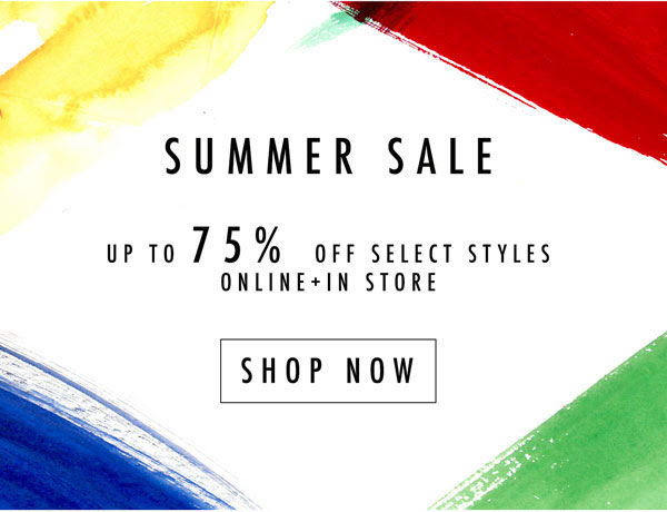 Alice + Olivia Summer Retail Sale